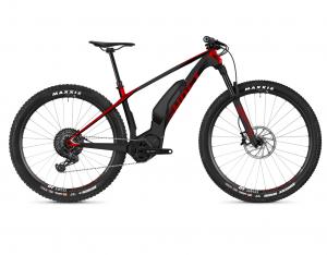bici elettrica in carbonio