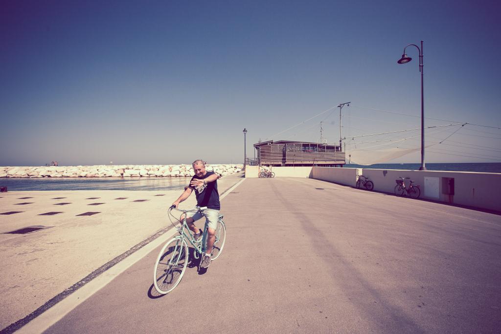 buoni motivi per andare i bicicletta