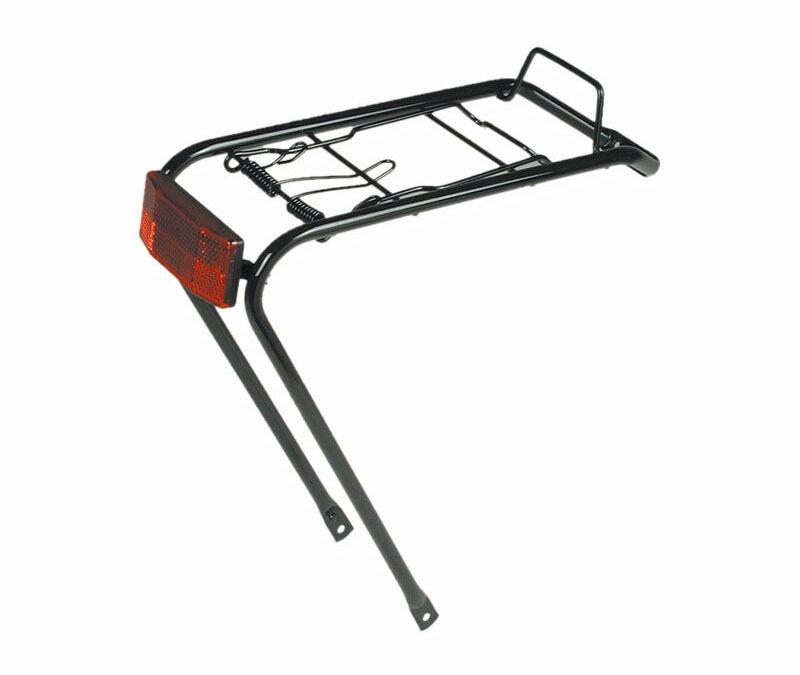 portapacco posteriore per bici