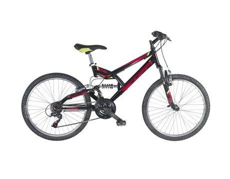 Bicicletta da ragazzo con ruota 24