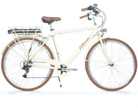 city bike elettrica da uomo