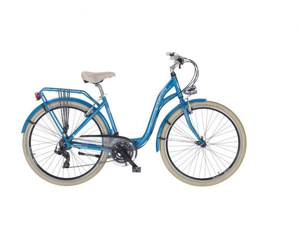 bicicletta da città Fausto Coppi Rondò