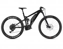 mtb full suspension elettrica