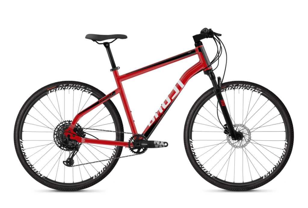 bici ghost square cross 4.8