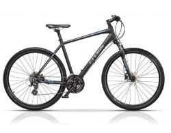 trekking bike cross travel