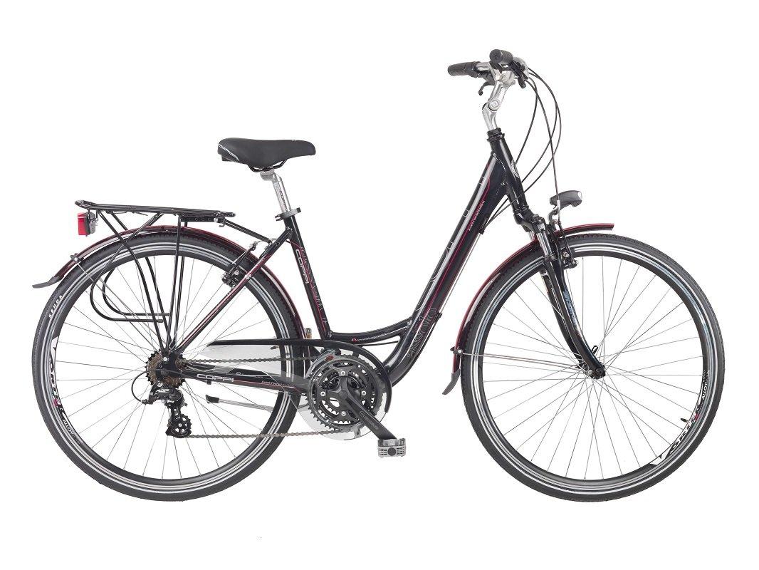 Bicicletta Da Città Fausto Coppi Assolo