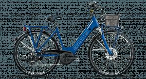 "city bike elettrica bottecchia tx800 be 17 28"""