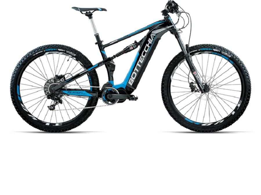 """Mountain bike bottecchia 27,5"""" full suspension be 61 proton"""