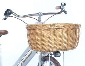 cestino per biciclette retrò