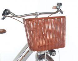 cesto per biciclette in plastica