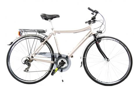 city bike da uomo in alluminio offerta