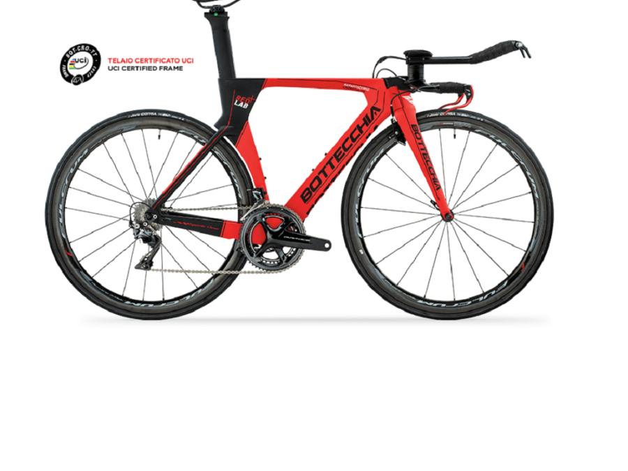 bici da corsa Cronothlon Bottecchia in offerta