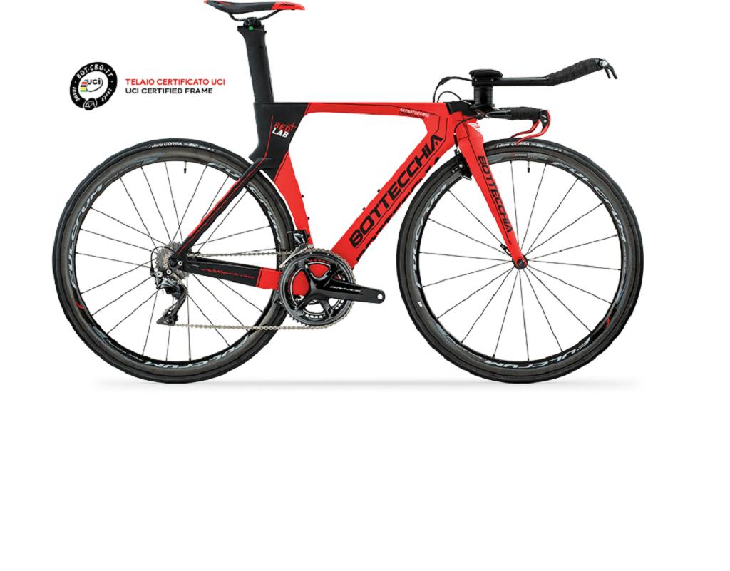 Bicicletta Da Corsa Bottecchia Cronothlon