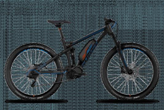 bicicletta elettriche a trazione