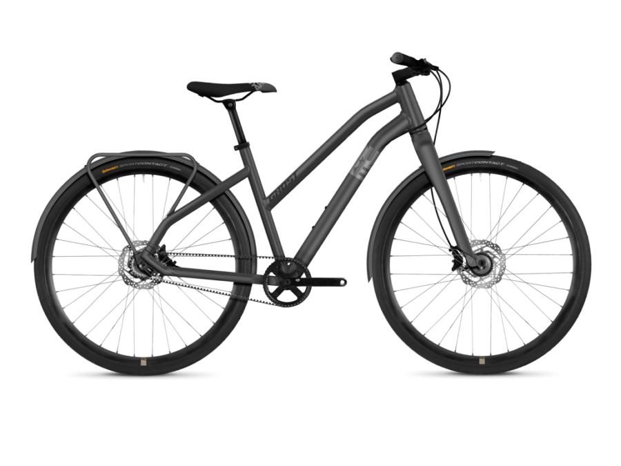 bici da città ghost bike