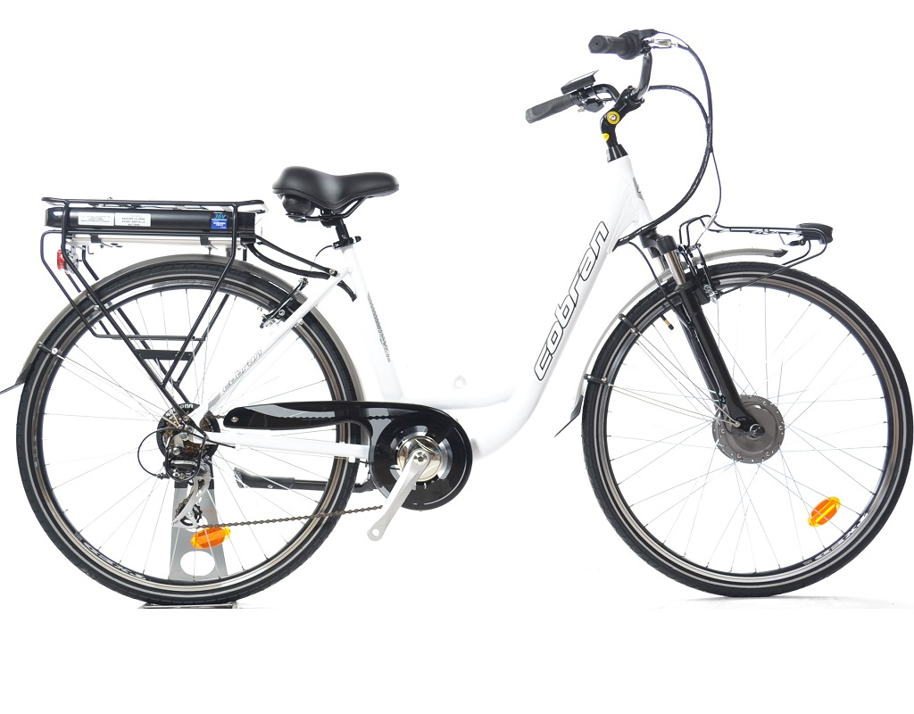 Bicicletta elettrica batteria da 500wat