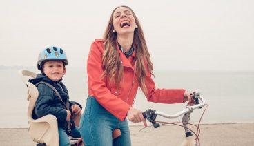 seggiolino per bici