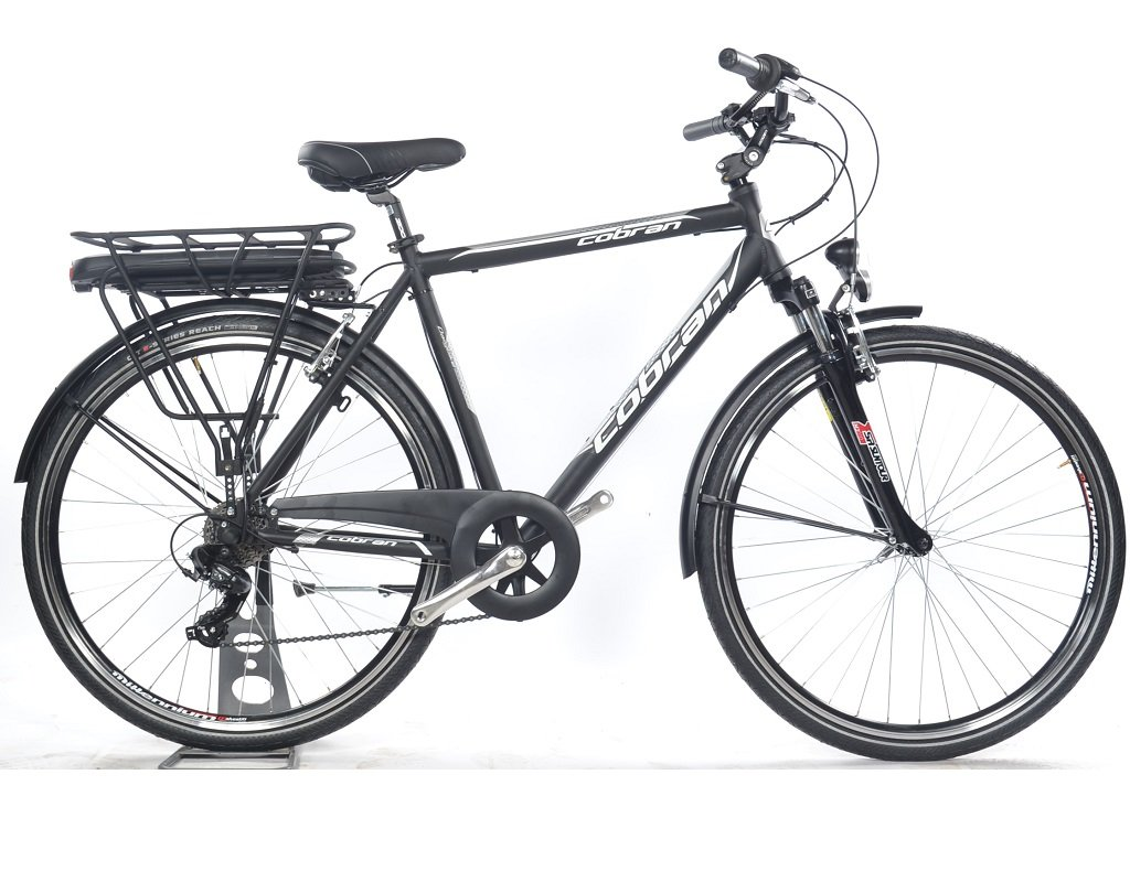 bicicletta elettrica uomo cobran trekking 2 0