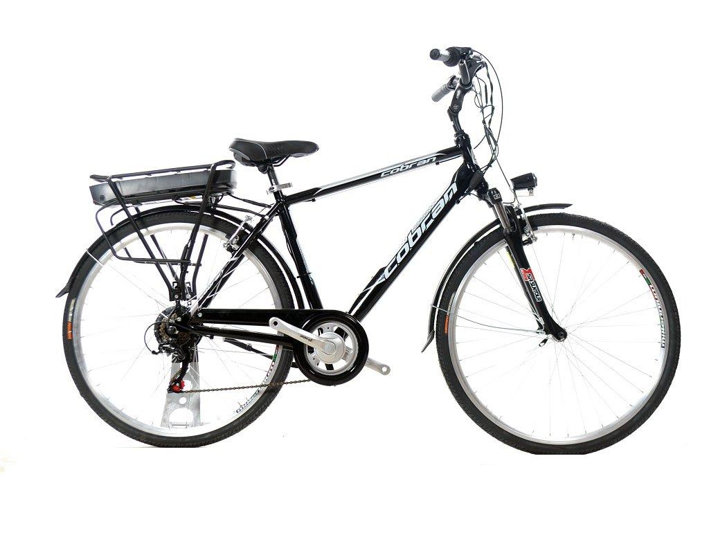 Bicicletta Elettrica Uomo Cobran Trekking 20