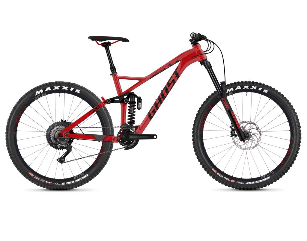 Ghost bike FR AMR 4,7