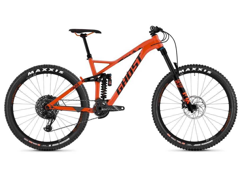 Ghost bike FR AMR 6.7 2019
