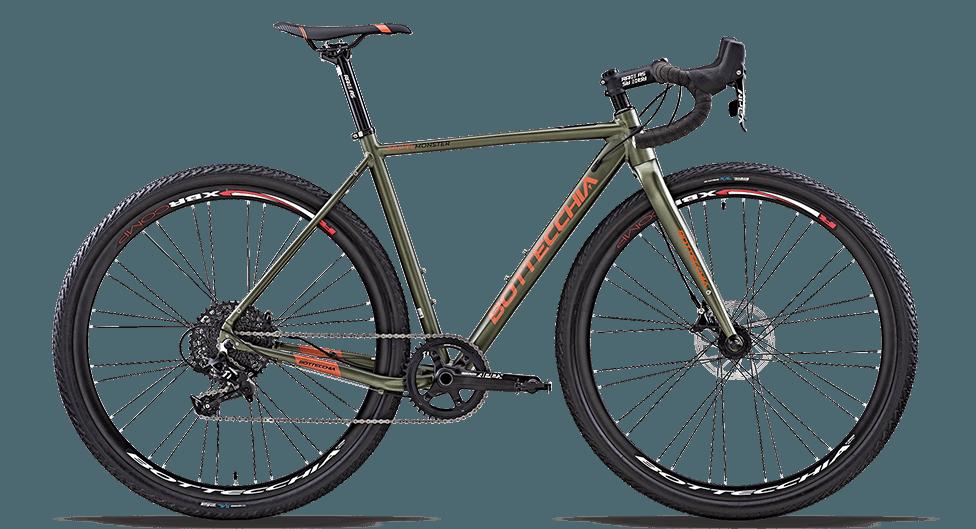 bicicletta da corsa gravel monster bottecchia