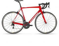 bicicletta da corsa in carbonio stevens