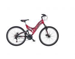 biciclette del 26 bi-ammortizzata Jungler