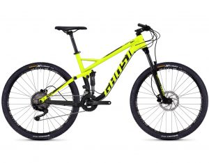 mtb full xc_trail Ghost Bike