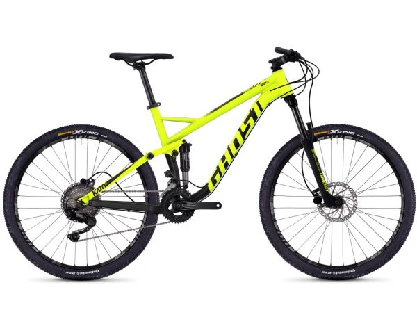 mtb full xc_trail Ghost Bike