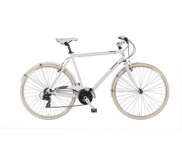 bici ibrida Fausto Coppi Komete