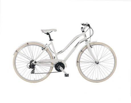 bicicletta ibrida Fausto Coppi
