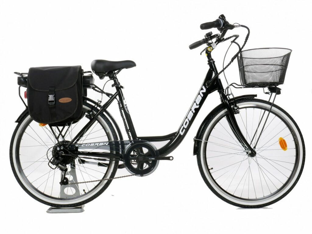 Bicicletta elettrica Cobran New Easy
