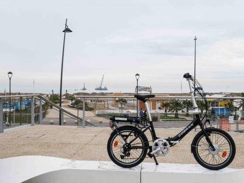 Bici elettrica pieghevole migliore made in italyl
