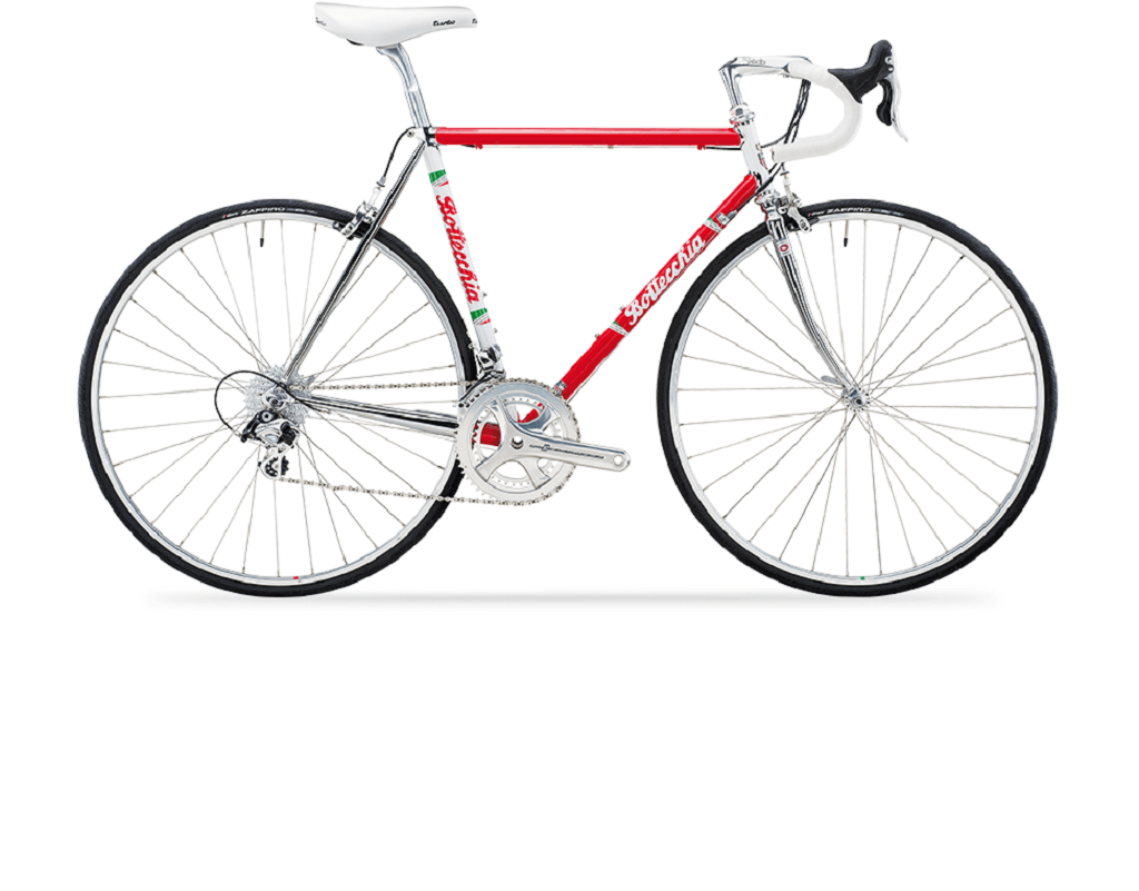 bicicletta da corsa leggendaria bottecchia