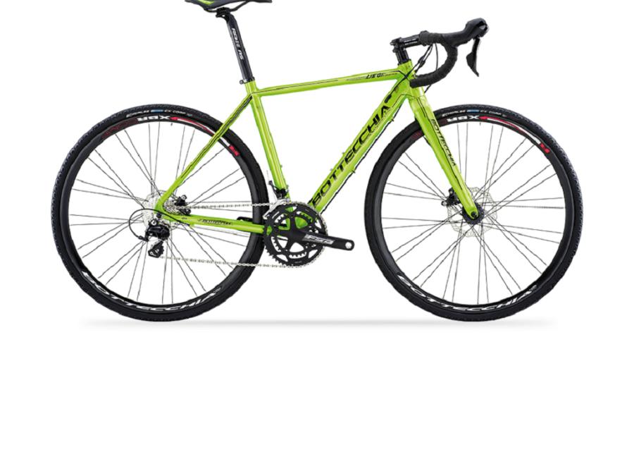 bici da corsa LIEGI CROSS