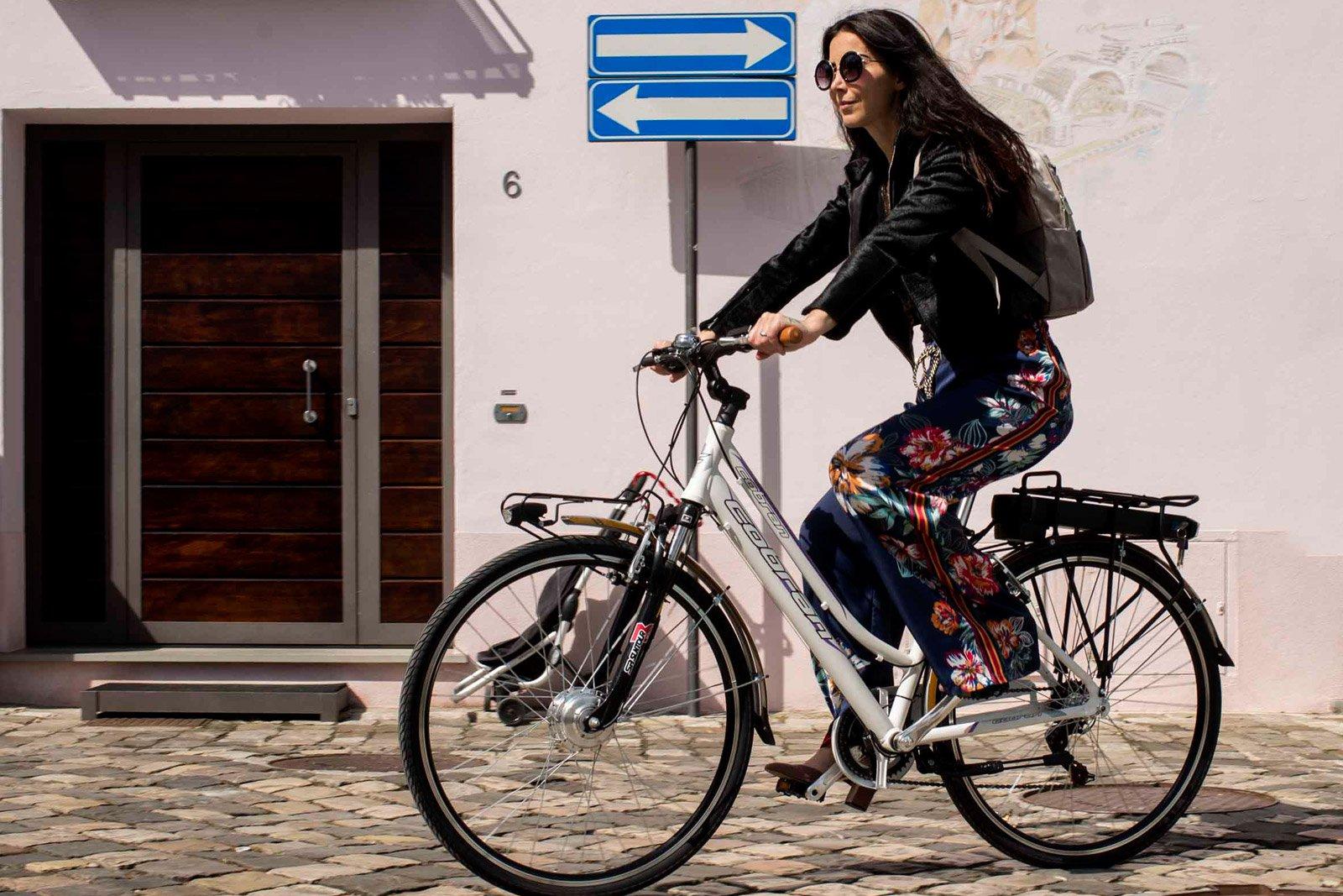 Linea Bici Elettriche Cobran Biciclette Online