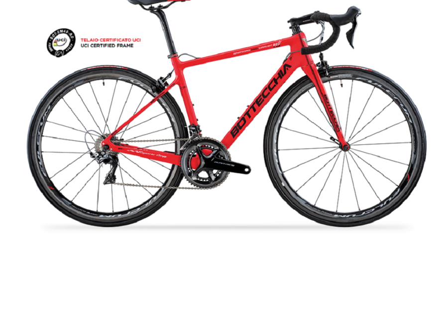 bici bottecchia da corsa superlight emme4