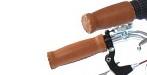 manopole bici in ecopelel