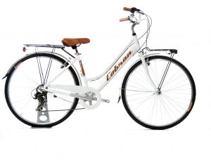 city bike da donna vintage