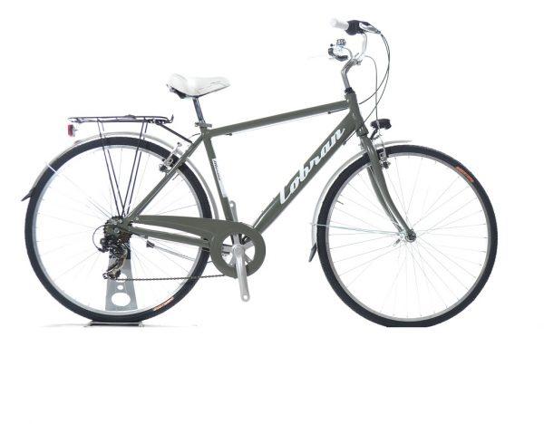 city bike Marina da uomo colore grigio fiat