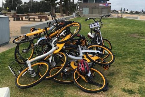 le bici in noleggio che raccolgono dati