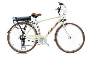 bici elettrica Cobran 3.0 con batteria da 13ah