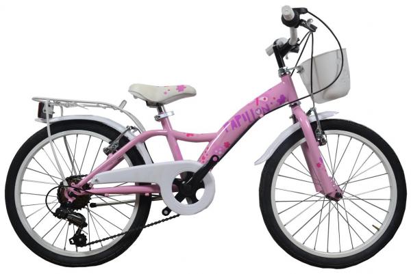 bicicletta da bambina del 20