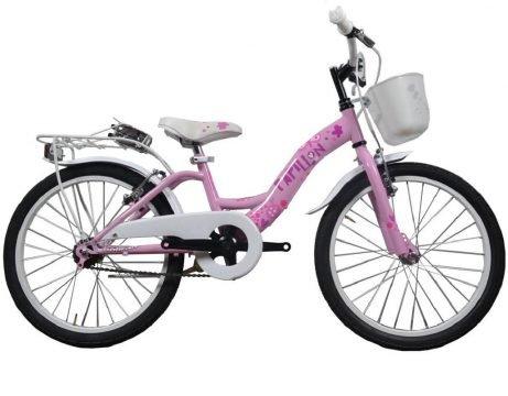 bicicletta da bambina del 24