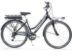 city bike a pedalata assistita Rimini