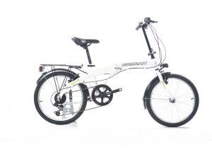 bici del 20 pieghevole con cambio