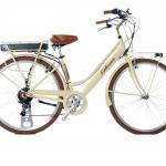 bici elettrica retrò