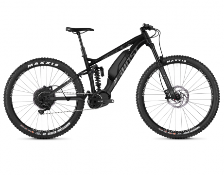 MTB ELETTRICA FULL SUSPENSION