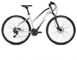 Bici ghost cross square donna